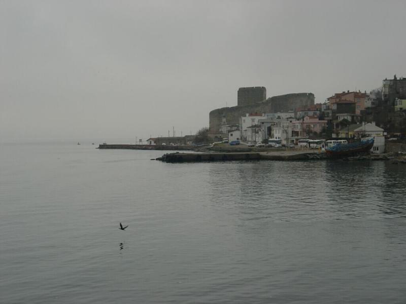 Çanakkale along North Coast Dardanelles