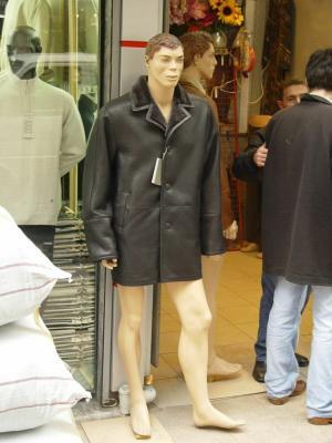 Istanbul mannequin 2003 12 11