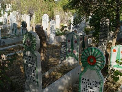 Konya Graveyard 2 2003 september