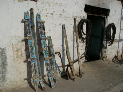 Konya parts of cart 2003 september