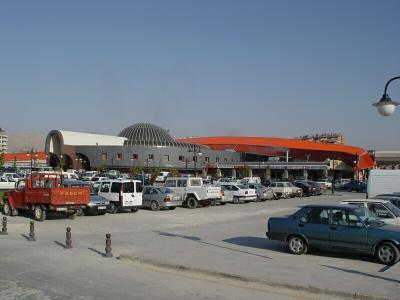 Konya Otogar 1 2003 september