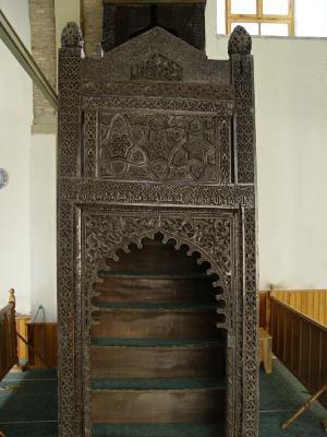 Konya Alaettin Mosque 4 2003