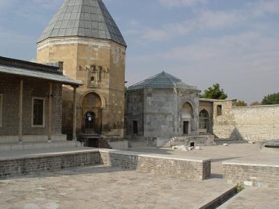 Konya Alaettin Mosque 5 2003