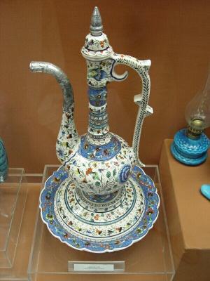 Kutahya Ceramic Museum h October 2 2003