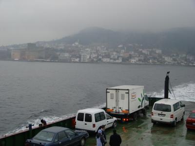 Çanakkale Kilit Bahir ferry