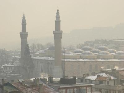 Bursa Ulu or Great Mosque