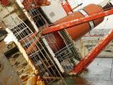 Istanbul Marmara Sea stranded ship 2003 12 21