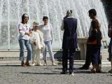 Istanbul Eyüp Mosque circumcision pary