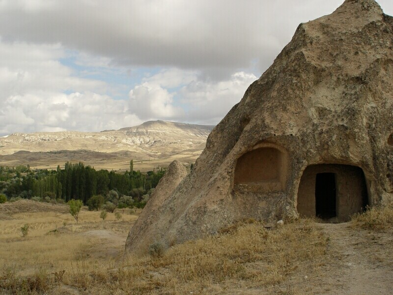 Cappadocia to Mustafa Pasha