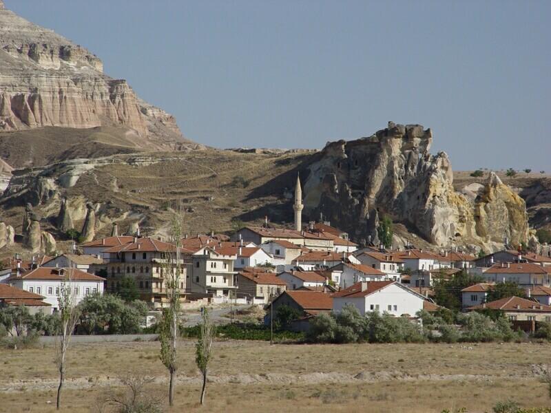 Cappadocia Cavusin
