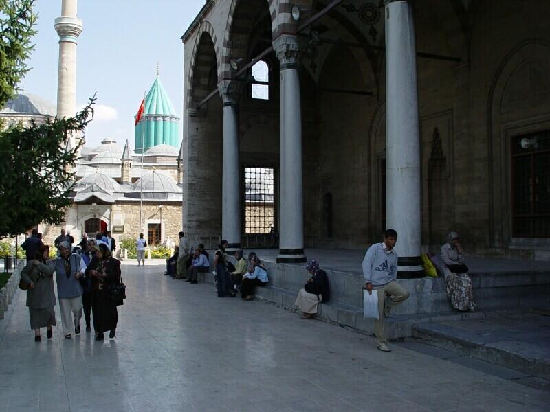 Konya Selimiye Mosque front 2003 september