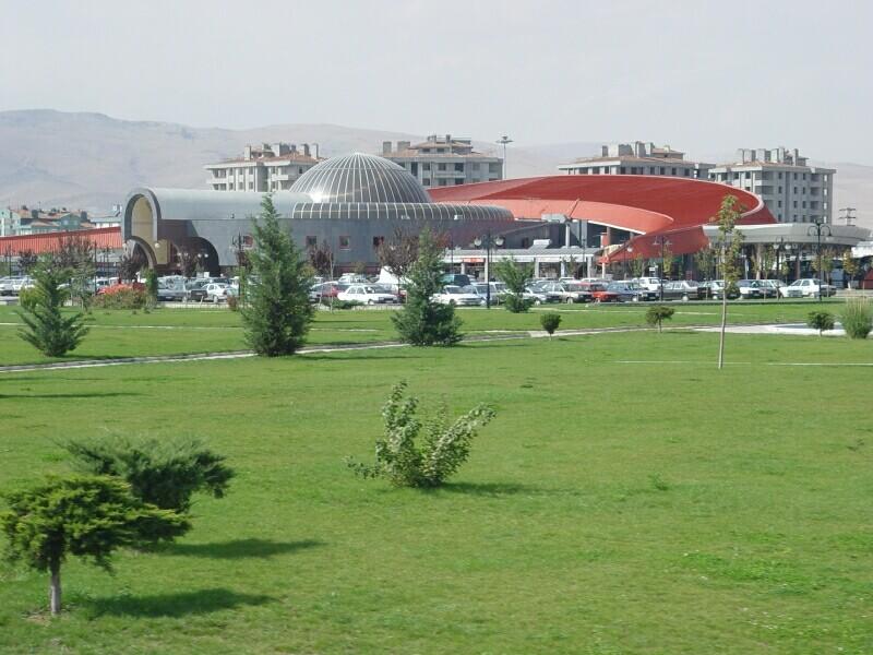Konya Otogar 2 2003 september