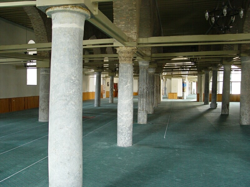 Konya Alaettin Mosque 1 2003