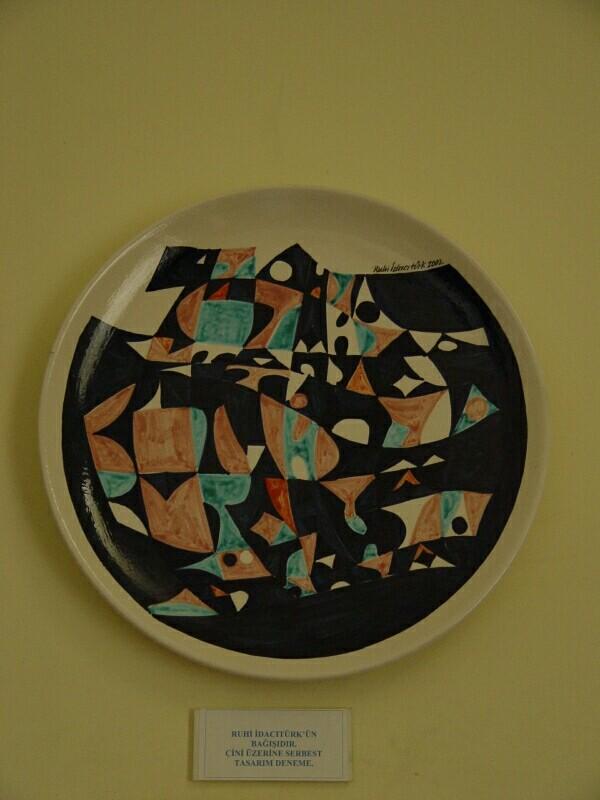 Kutahya Ceramic Museum c October 2 2003