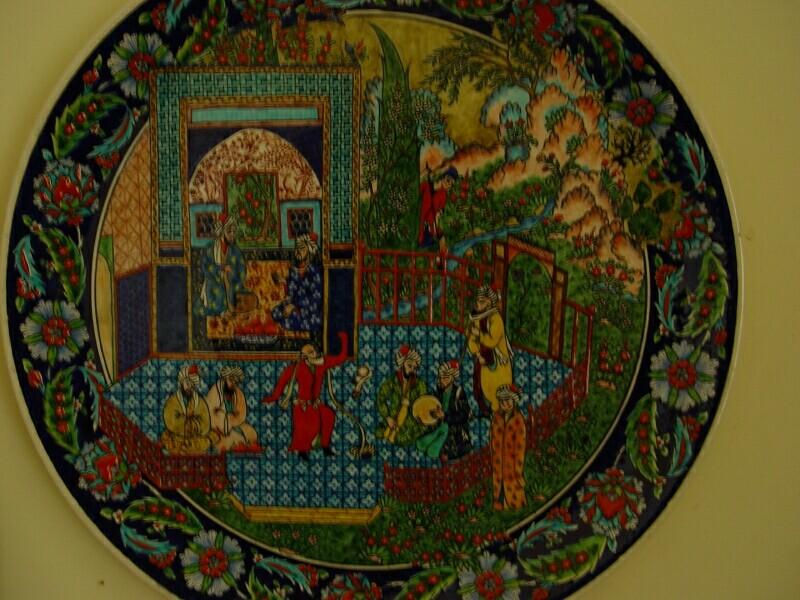 Kutahya Ceramic Museum d October 2 2003