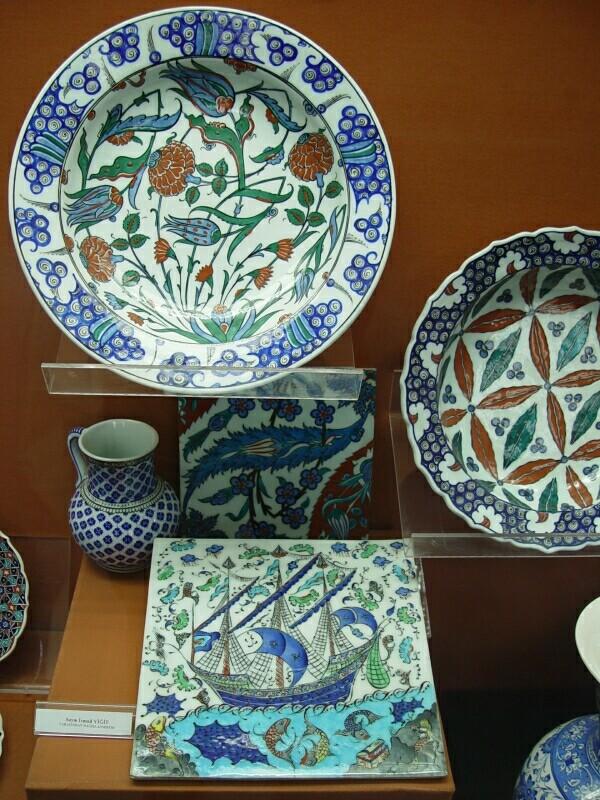 Kutahya Ceramic Museum g October 2 2003