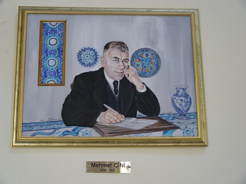 Kutahya Ceramic Museum k October 2 2003