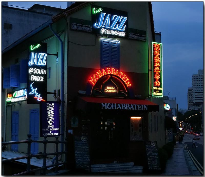 Jazz, Boat Quay