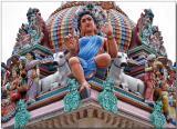 Sri Mariamman Hindu Temple, Chinatown