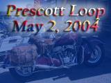 Ride to Prescott Via Yarnell, May 2, 2004