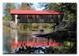 Dalton Covered Bridge  -  No. 12