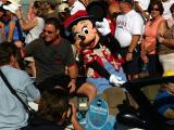 Chris Harrison, Host of The Bachelor,  Minnie