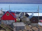 In Skúvoyar village