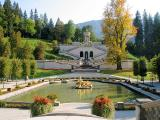 LINDERHOF CASTLE - FOUNTAIN