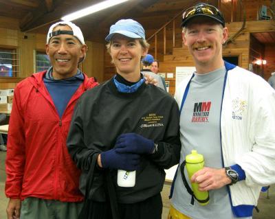 Glenn, Meghan Arbogast & Tony Phillippi