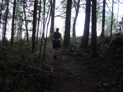 Early trail