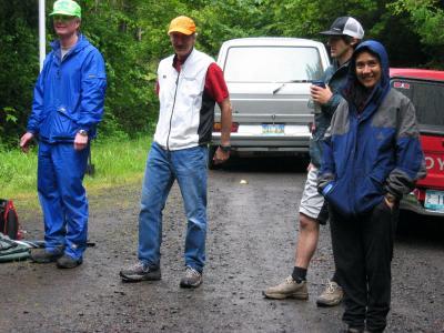 Clem, Volunteers & Crew