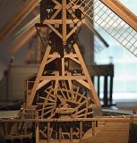 Working windmill model #1 - View 2
