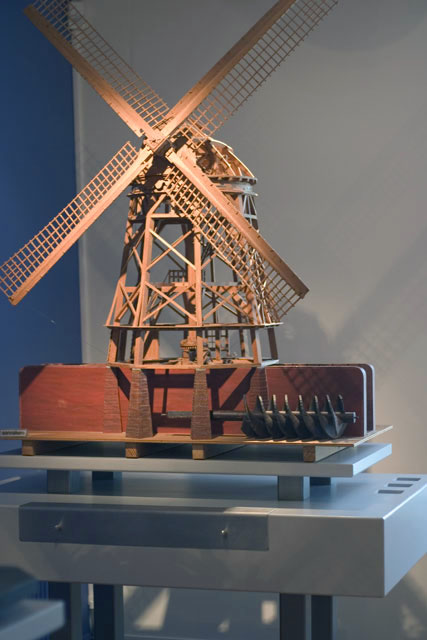 Working windmill model #1