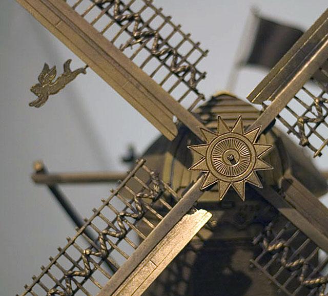 Working windmill model #3 - View 2