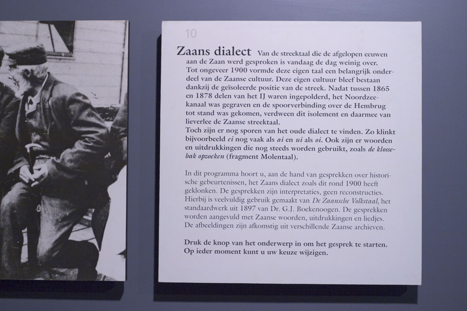 Zaans dialect