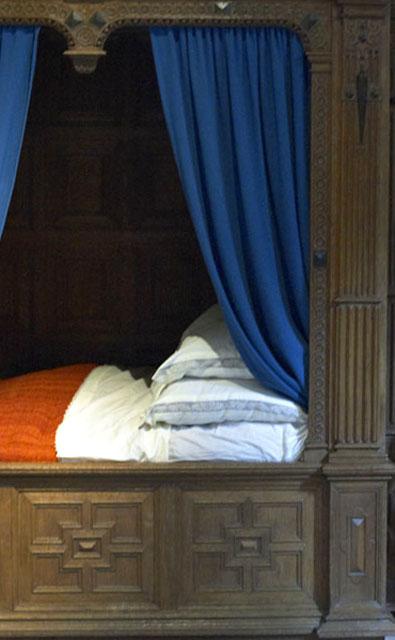 Rembrandt slept here.
