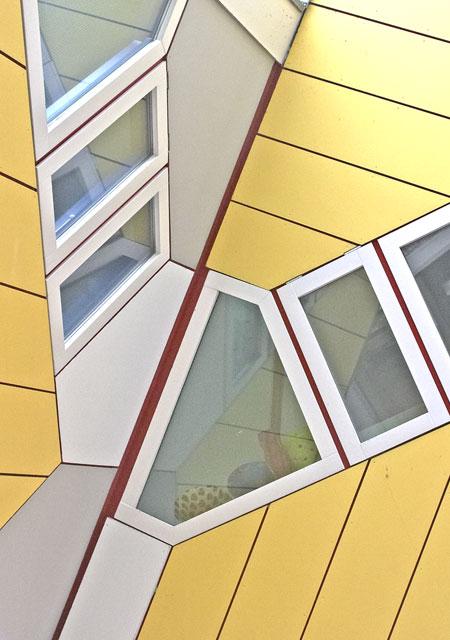 Rotterdam apartments - closeup