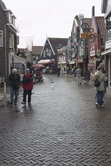 Rainy Volendam