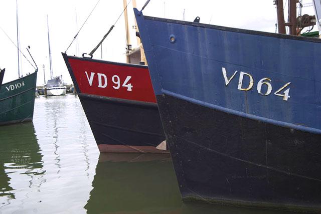 Volendam Fishing Fleet