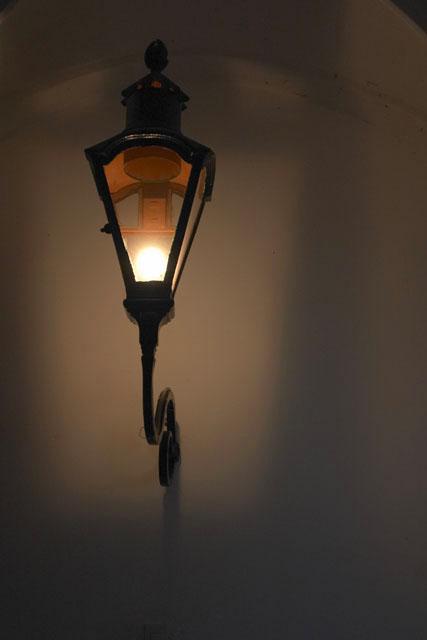 Rotterdam gaslight
