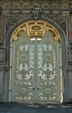 Dolmabahçe Palace gate