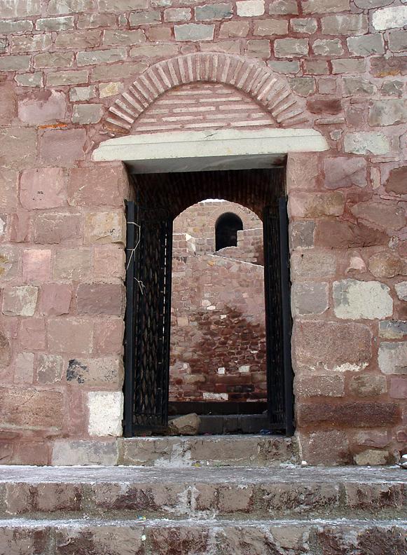 Citadel arch