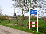 Feerwerd - molen