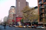 View from 7th to 9th Street