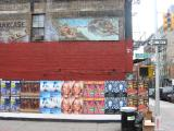 Sistine Chapel Mural at Intersection of Lafayette &  Bond