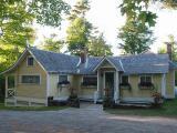 Mackenzie King Estate cottage in Gatineau park Quebec