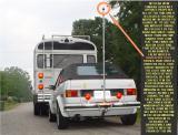 VW LIGHT BAR & NAVIGATION LIGHT