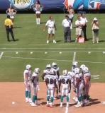 Dolphins vs Titans