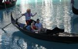 Gondolier and Couple
