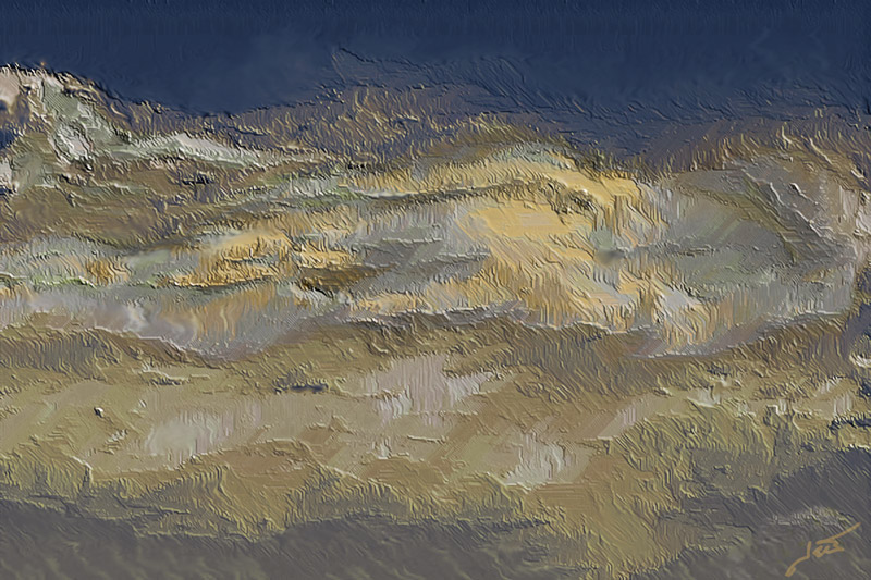 Cloud Nine -Abstract-